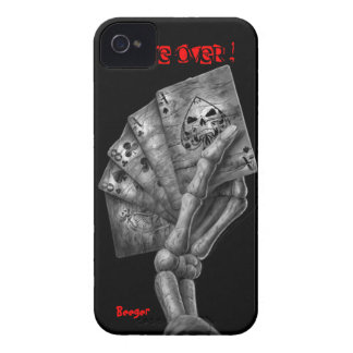 Blackberry bold - Game Over Deck of Cards iPhone 4 Case-Mate Cases