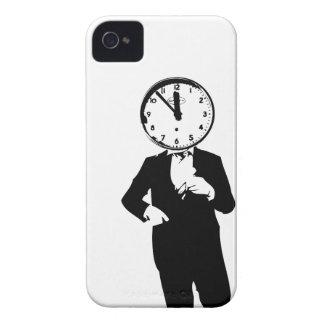 Blackberry Bold Mr Timekeeper Case iPhone 4 Case-Mate Cases