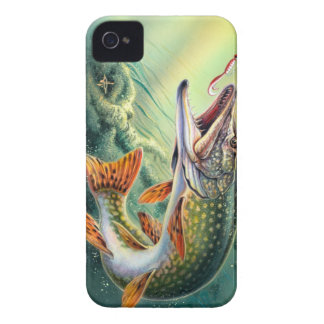 BLACKBERRY BOLD PIKE FISHING CASE Case-Mate iPhone 4 CASES