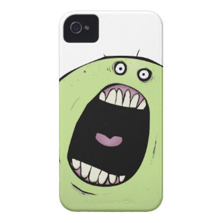 Blackberry Bold Screaming Green Monster Case Case-Mate iPhone 4 Case
