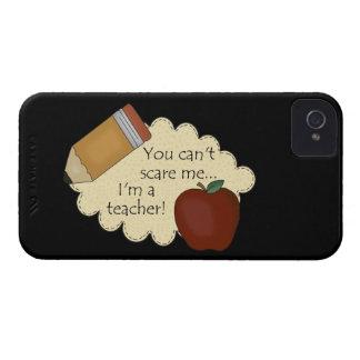 BlackBerry Bold Teacher Scare Case iPhone 4 Cases