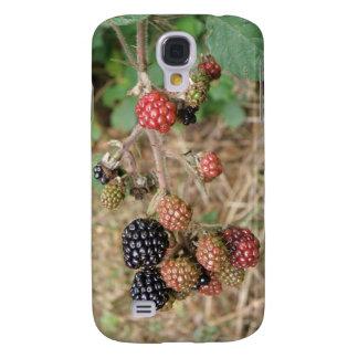 Blackberry Bonanza  Galaxy S4 Cover
