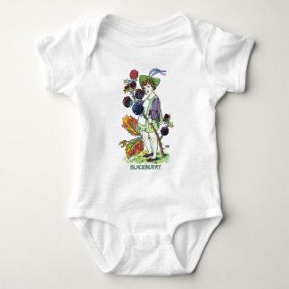Blackberry Boy Baby Bodysuit