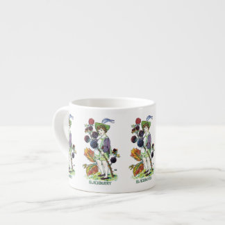 Blackberry Boy Espresso Cup