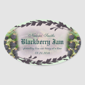 Blackberry canning label 3a