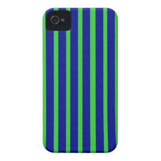Blackberry Case- Blue and Green