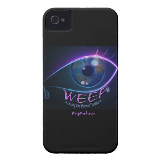 Blackberry Case- WEEP echoing the human condition Case-Mate iPhone 4 Case