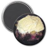 Blackberry Cobbler Magnet