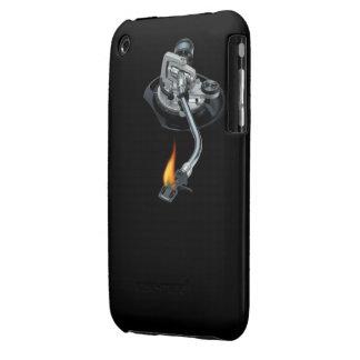 Blackberry DJ arma la caja del teléfono Carcasa Para iPhone 3