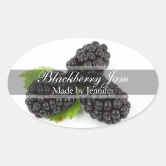 Blackberry elegante que conserva la etiqueta