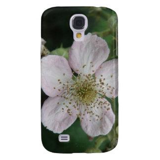 Blackberry Flower Macro  Samsung Galaxy S4 Case