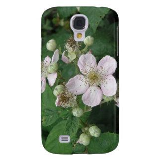 Blackberry Flowers  Galaxy S4 Case