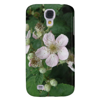 Blackberry Flowers HTC Case