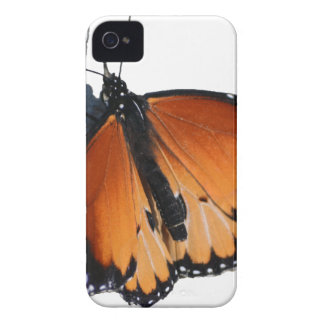 Blackberry housing Butterfly iPhone 4 Case-Mate Case
