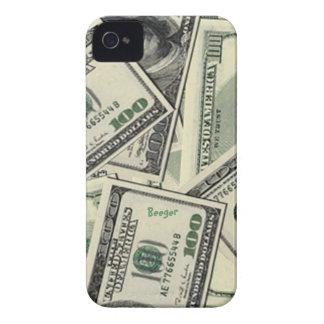Blackberry intrépido - dinero del dinero del diner