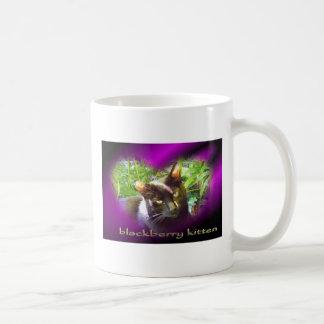 blackberry kitten coffee mugs