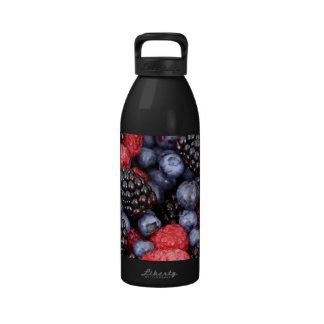 Blackberry, Raspberry, Blueberry, Grapes Drinking Bottle