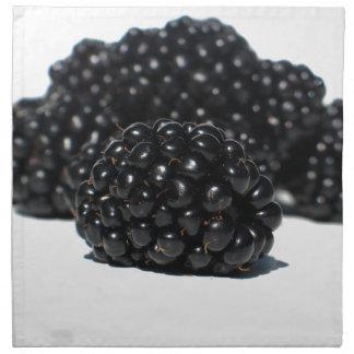 Blackberry Servilleta De Papel