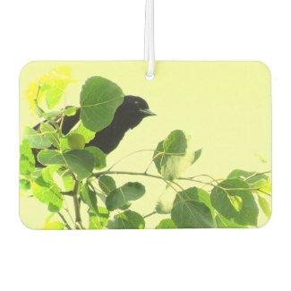 Blackbird Air Freshener