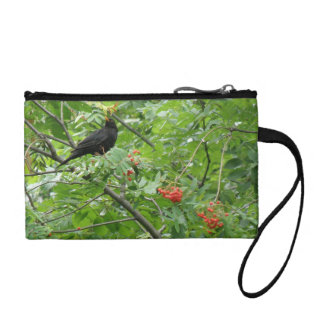 Blackbird and Berries Bagettes Bag