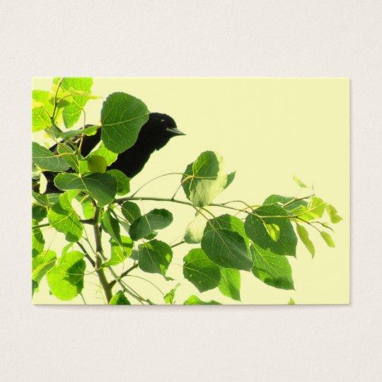 Blackbird ATC Business Card