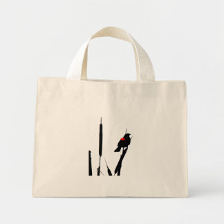 Blackbird & Cattails Bag