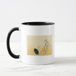 Blackbird, Edo Period Mug