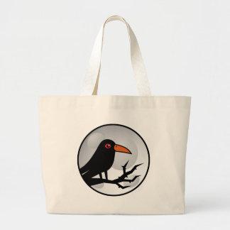 Blackbird Goth Raven/Crow Bag