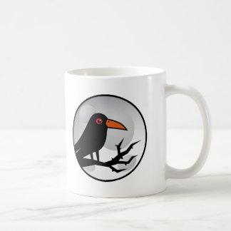 Blackbird Goth Raven/Crow Mug