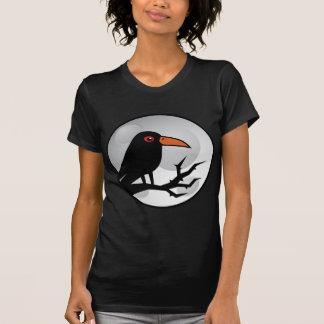 Blackbird Goth Raven/Crow T Shirts