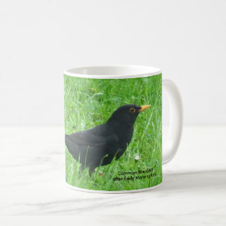 Blackbird image for Classic White Mug
