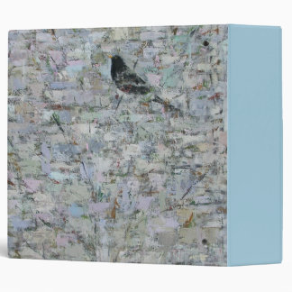 Blackbird in Tree 2012 Binder
