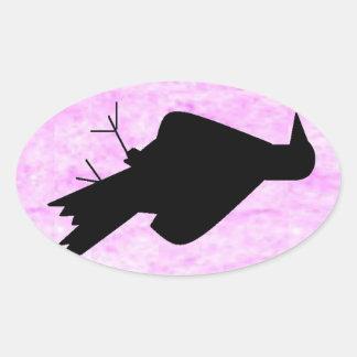 Blackbird Sticker