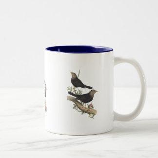 Blackbird Two-Tone Coffee Mug