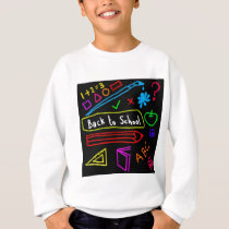 Blackboard Back To School Sweatshirt
