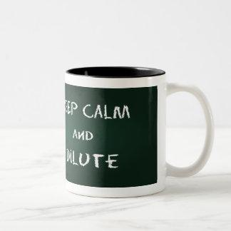 Blackboard Dilute Mug
