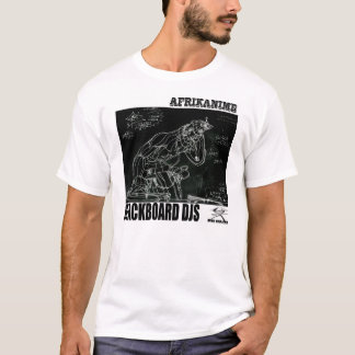 BLACKBOARD DJS T-Shirt