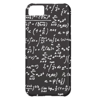 Blackboard Math Equations Cover For iPhone 5C
