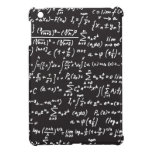 Blackboard Math Equations iPad Mini Cases