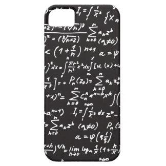 Blackboard Math Equations iPhone 5 Case