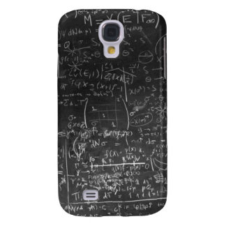 Blackboard Math Galaxy S4 Case