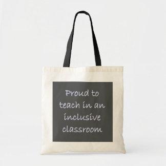 Blackboard Tote Bag