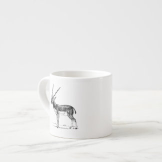 Blackbuck Antelope Espresso Cup