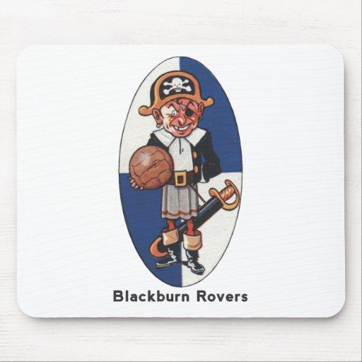 Blackburn Rovers Football Club Mouse Pad