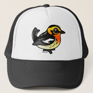 Blackburnian Warbler Trucker Hat