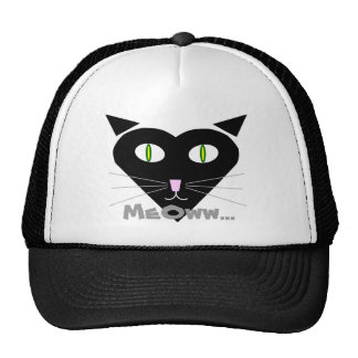 BlackCat Hat