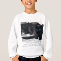BLACKCATS SWEATSHIRT