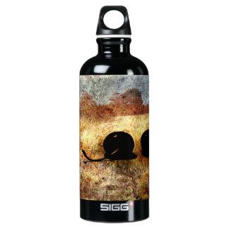 Blackcherry landscape water bottle
