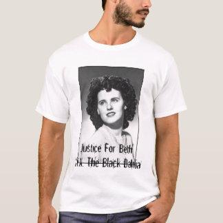 blackdpic1, Justice For BethAKA: The Black Dahlia T-Shirt