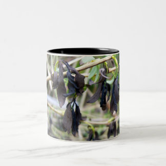 Blackened Leaves Mug